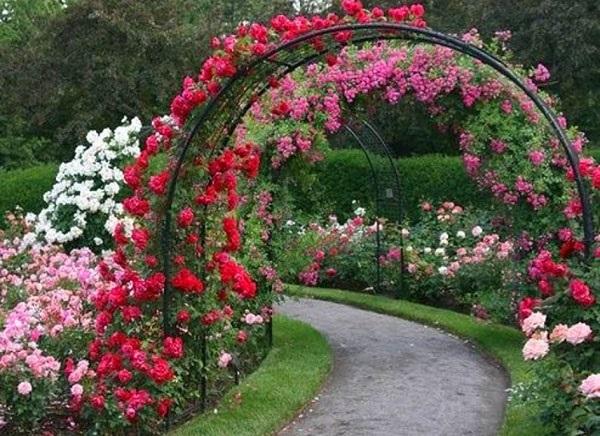 Idea Untuk Reka Bentuk Gerbang Taman