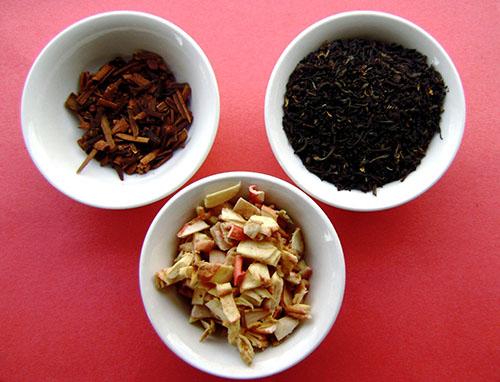 slimmarea ceaiului trei frunze